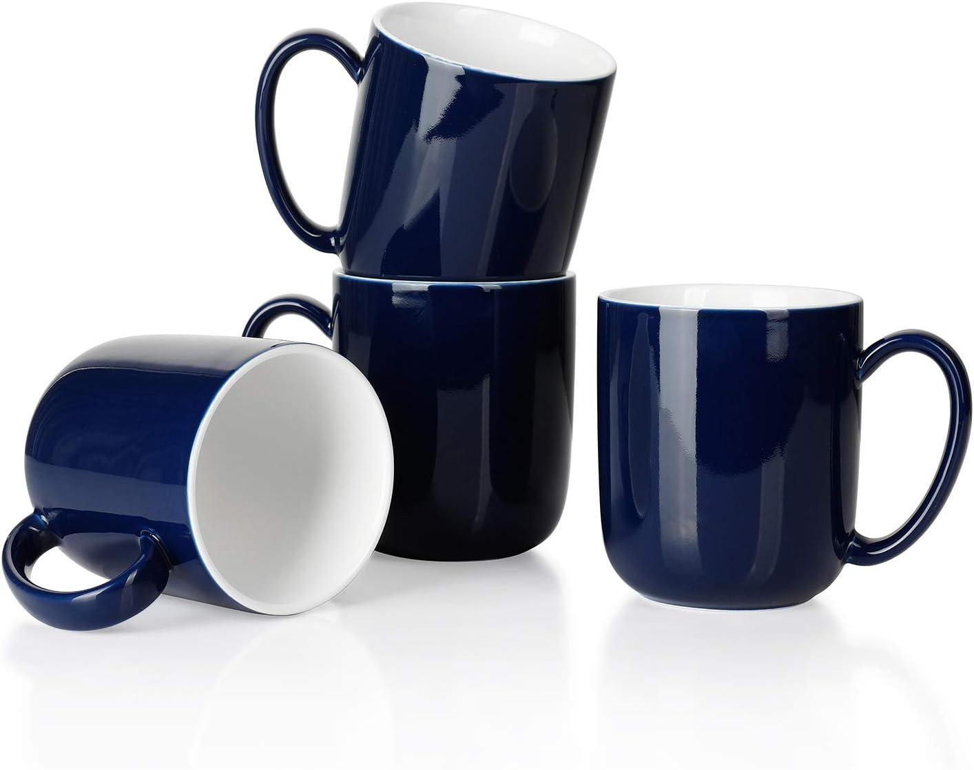 Sweese 604.404 Porcelain Translated Mugs for Cocoa Ounce Max 61% OFF Coffee Tea 15