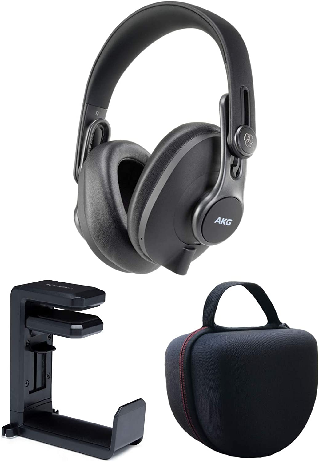 AKG Max 56% OFF K371-BT Bluetooth Closed-Back Foldable Headphones wit Special Campaign Studio