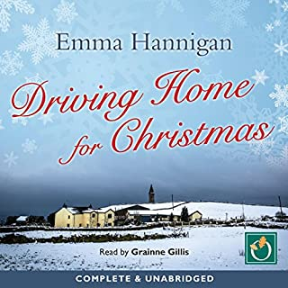 Driving Home for Christmas cover art