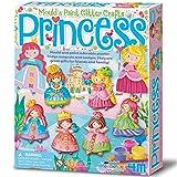 4M - Mould & Paint Glitter Princess (004M3528)