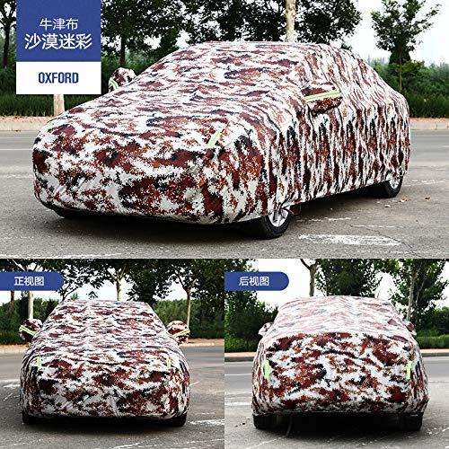 SGEB Para Buick Regal Regal Vince Cowin Yinglang Weilang Engrosamiento Protector Solar a Prueba de Lluvia Oxford Tela dedicada Ropa de Coche Cubierta de Coche