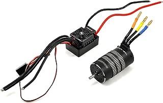 HobbyWing SC-C4 Combo, Ezrun-Wp-SC8 ESC (Waterproof), 4274-Lite(2000kV) Motor, 3  Digital LEDS Program Card