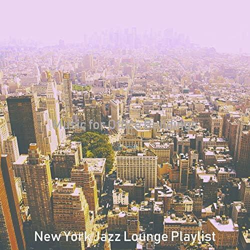 New York Jazz Lounge Playlist