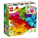 LEGO DUPLO - Mis Primeros Ladrillos, Juguete Preescolar Creativo y Educativo de...