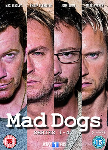 Mad Dogs - Series 1-4 Box Set [4 DVDs] [UK Import]