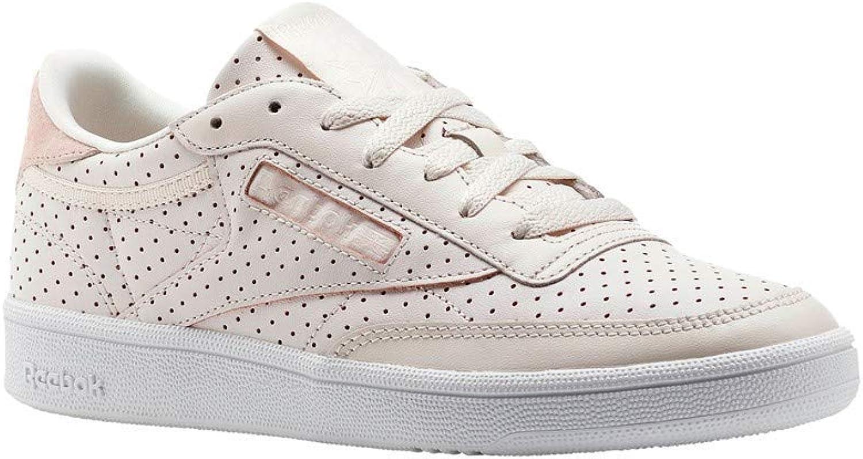 Reebok Women's Club C 85 Popped Perf Walking shoes