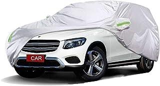 EMMEA Telo Copri Auto Felpato Compatibile con Mercedes GLC 15  COPRIAUTO Cover Impermeabile Anti Strappo Lavabile E AntiGraffio