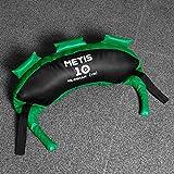 METIS Saco Búlgaro Lastrado – Variedad de Pesos Desde 5kg hasta 25kg | Material Fitness Musculación para Entrenar en Casa o en el Gimnasio (20KG)