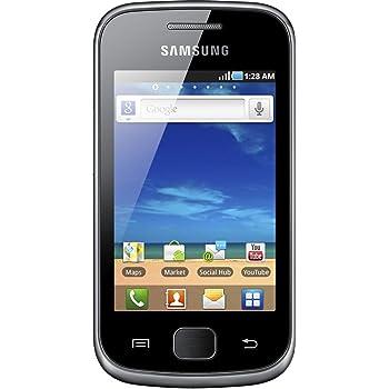 Samsung Galaxy Gio (S5660) - Smartphone libre Android (pantalla 3 ...