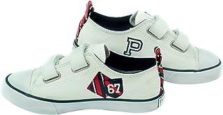 Polo Ralph Lauren White Velcro For Girls
