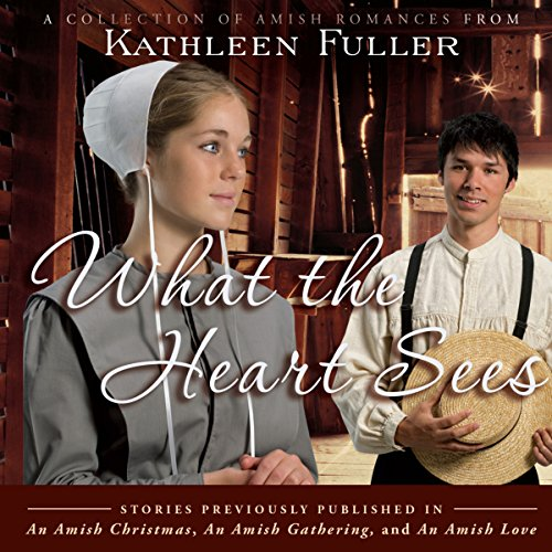 What the Heart Sees audiobook cover art