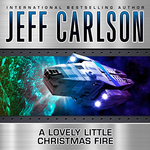A Lovely Little Christmas Fire cover art