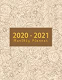 2020-2021 Monthly Planner: 2 year appointment planner 2020-2021 | jan-dec 2020 planner | 24 Months Agenda Planner with Holiday | planner see it bigger ... Design (2020-2021 see it bigger planner)