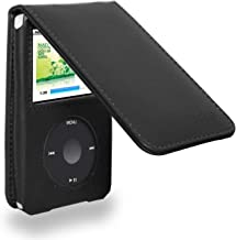 Ipod Classic Leather Flip Case for 120/160