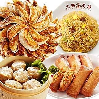 大阪王将ギフトセット[舞] 中華総菜4種のグルメセット