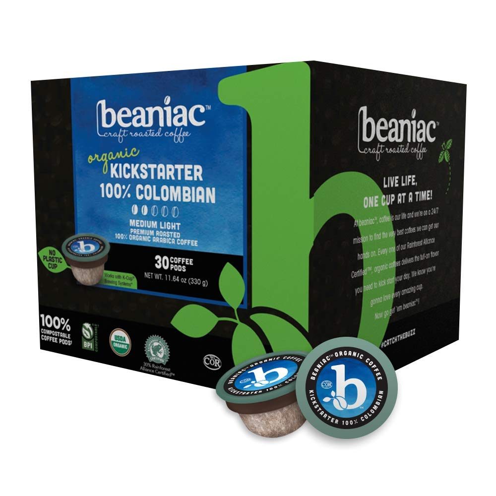beaniac K-Cups