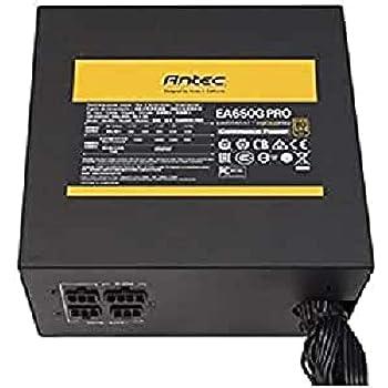 Antec EA650G Pro alimentatore per computer 650 W ATX Nero