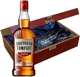 Southern Comfort dans Boîte De luxe avec Royal Scot ballon haut en verre