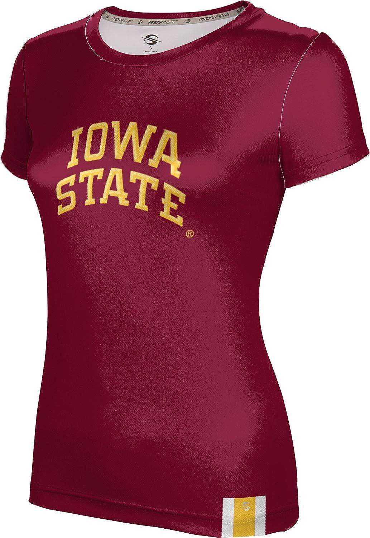 ProSphere Iowa State University Girls' Performance T-Shirt (Solid)