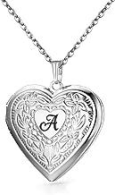Best girls heart locket necklaces Reviews