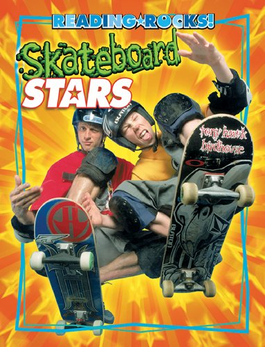 Skateboard Stars (Reading Rocks!) (English Edition)