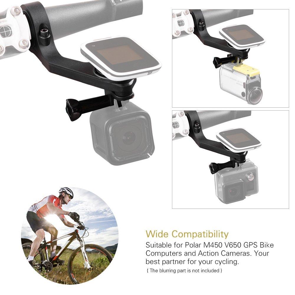 Andoer Bicicleta Soporte Manillar Mount Kit de Ordenador out de ...