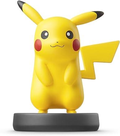Super Smash Bros. Series Action Figure Amiibo Pikachu - Standard Edition