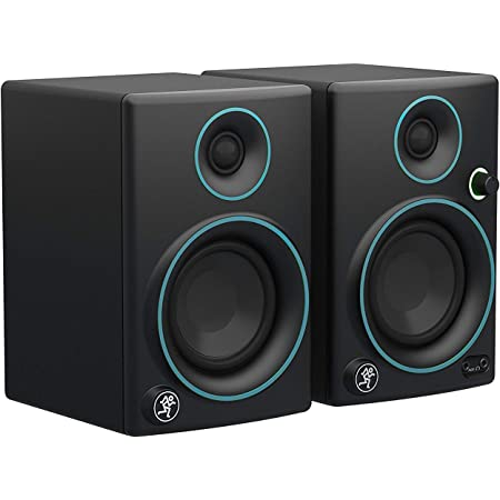 "Mackie CR3-X - 3"" Creative Reference Multimedia Studio Monitors (Blue)"