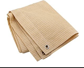 MAHFEI Shade Cloth Anti-UV Moisturizing And Cooling Radioprotection Hole Spacing 1 Meter Weaving Precision High Tensile St...