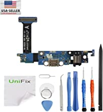 Unifix-Charger Dock Charging Flex USB Port Connector For Samsung Galaxy S6 Edge AT&T G925A + Premium Tools