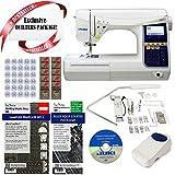 Juki HZL-DX7 máquina de coser computarizada con paquete de acolchados de tiempo limitado