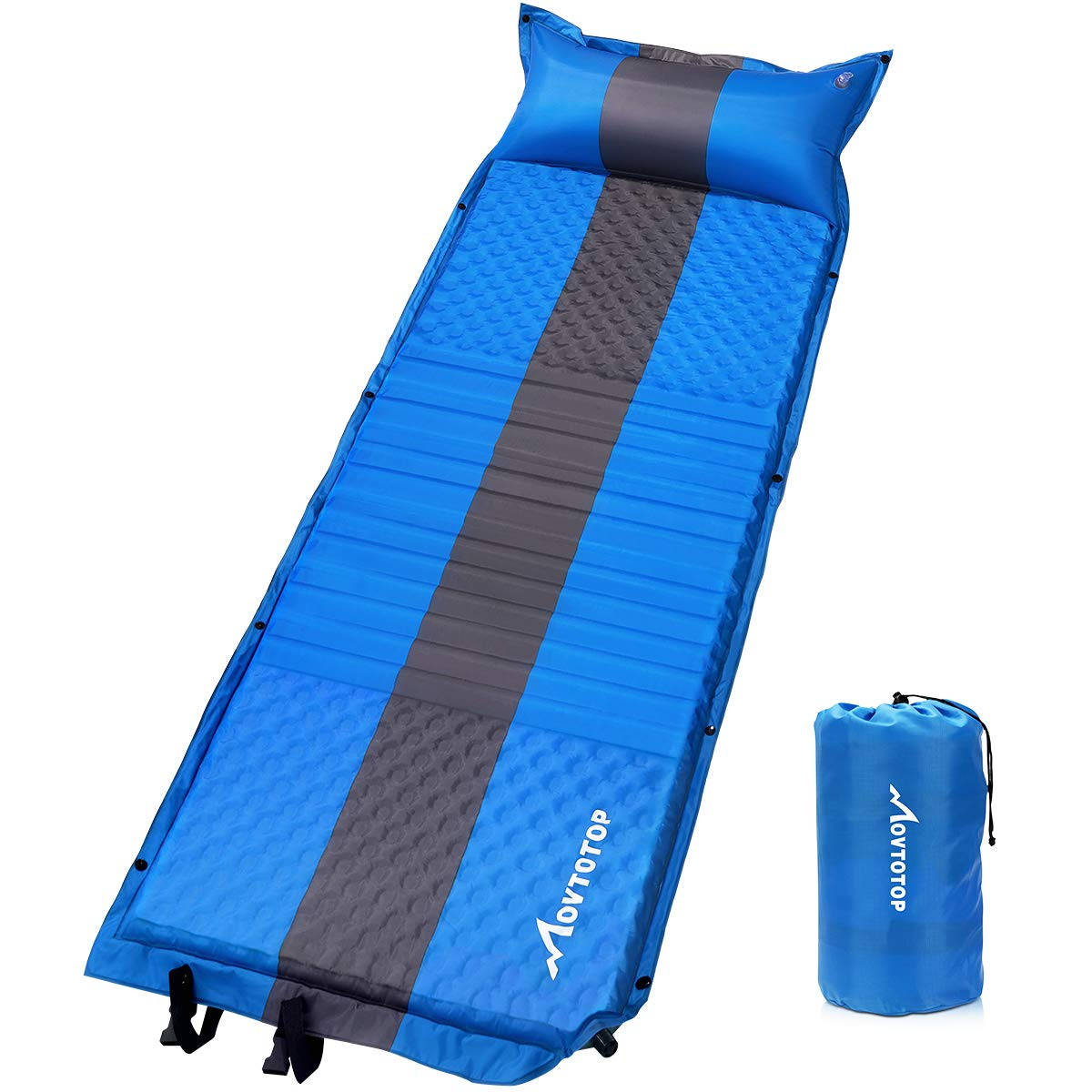 MOVTOTOP Inflating 77 2%C3%9726 8%C3%971 2 Comfortable Backpacking