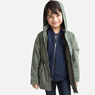 La Redoute Collections Boys Hooded 3-In-1 Parka, 3-12 Years