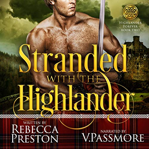 Stranded by the Highlander  By  cover art
