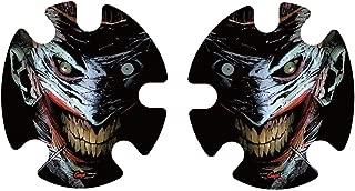 Geyi The Joker Wrestling Headgear Decals