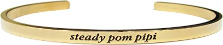 Steady Pom Pipi Bracelet