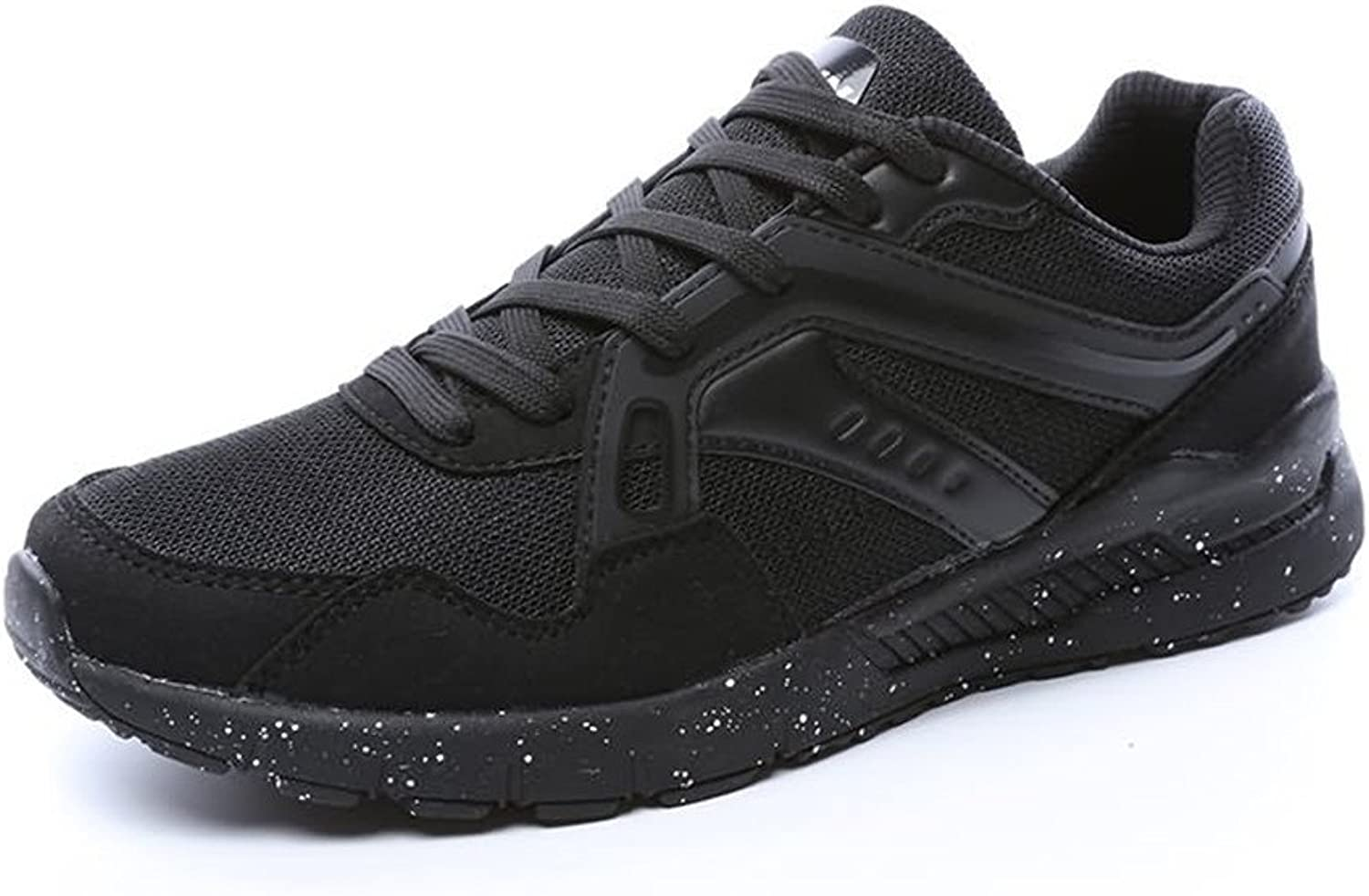 Z.L.F Women and Men's Running shoes Flat Heel Lace Up Leisure Athletic Outdoor Sport shoes