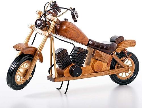 buscando agente de ventas Modelo de Moto Adornos de Motocicletas Motocicletas Motocicletas Retro del Norte de Europa Modelo Apenado Modelo Habitación Cabina Vino Regalo de la decoración (Color   BO-4 Retro Motorcycle)  Sin impuestos