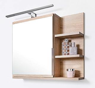 Amazon.fr : miroir salle bain tablette