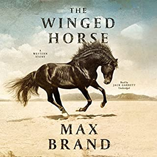 The Winged Horse audiobook cover art