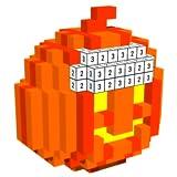Halloween 3D Color By Number - Pixel Art,...