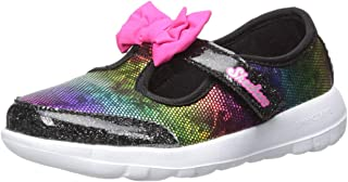 Skechers Kids' Go Walk Joy-Bitty Glam Sneaker