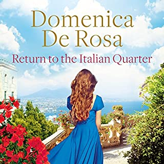 Return to the Italian Quarter cover art