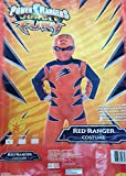 Rubies - Disfraz Power Ranger Jungle Fury 5/6 años – Red Ranger