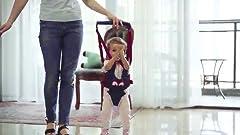 Amazon.com : Chicco Walky Talky Baby Walker, Spring : Baby