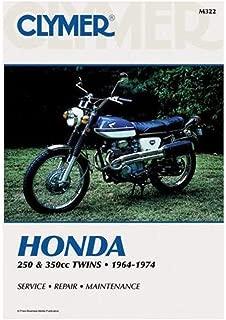 Clymer Honda Twins 250-350cc Manual M322