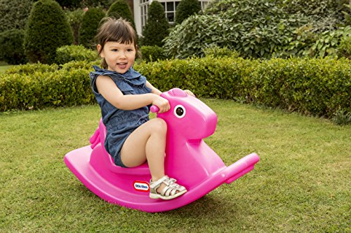 Little Tikes Rocking Horse - Magenta.