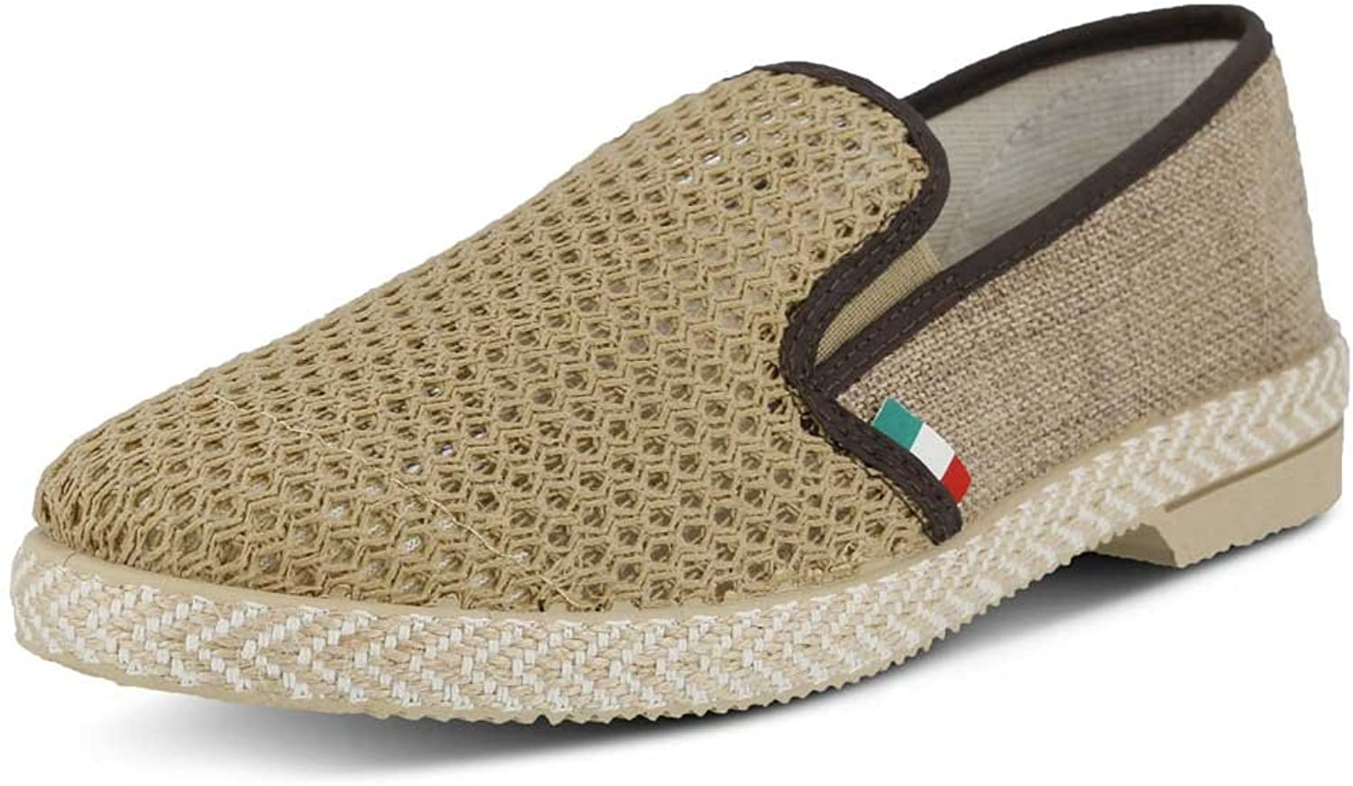 Spring Step Mens Lawrence Oxford Flat