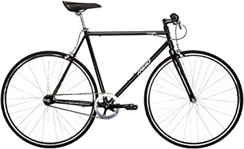 REID Unisex Adult Griffon Gloss Singlespeeds and Fixies L Cruiser Bike - Black, 130 x 40 x 20