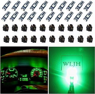 ricambio per strumenti Ruiandsion 3898 BA7S Lampadine LED bianche DC 6 V 2835 4SMD luci di avvertimento cruscotto